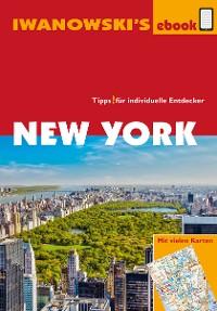 Cover New York - Reiseführer von Iwanowski