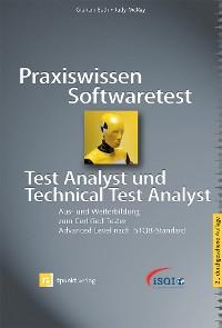 Cover Praxiswissen Softwaretest – Test Analyst und Technical Test Analyst