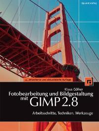 Cover Fotobearbeitung und Bildgestaltung mit GIMP 2.8