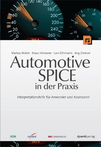Cover Automotive SPICE in der Praxis