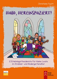 Cover Hallo, hereinspaziert!