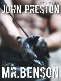 Cover Mr. Benson (Klassiker der schwulen SM-Literatur)