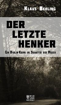 Cover Der letzte Henker