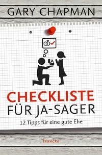 Cover Checkliste für Ja-Sager