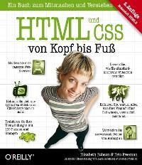 Cover HTML und CSS von Kopf bis Fuß