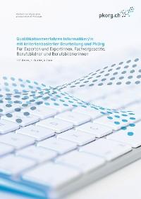 Cover Qualifikationsverfahren Informatiker/in