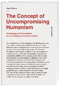 Cover The Concept of Uncompromising Humanism