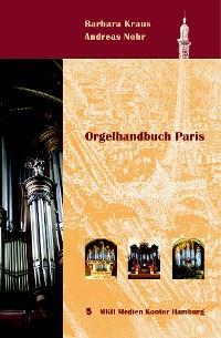 Cover Orgelhandbuch Paris