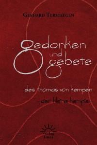 Cover Gedanken und Gebete des Thomas von Kempen