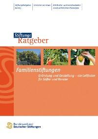 Cover Familienstiftungen