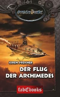 Cover SteamPunk 4: Der Flug der Archimedes