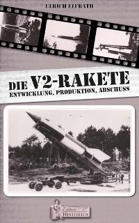 Cover Die V2 - Rakete