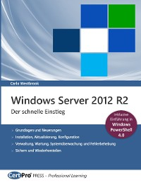 Cover Windows Server 2012 R2 - Der schnelle Einstieg
