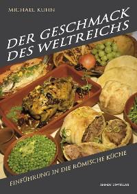 Cover Der Geschmack des Weltreichs