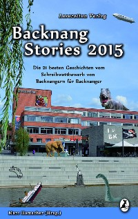 Cover Backnang Stories 2015