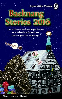 Cover Backnang Stories 2016