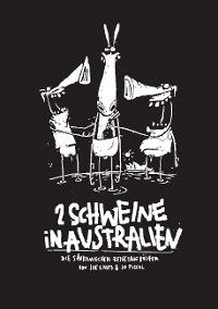 Cover 2 Schweine in Australien