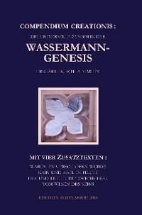 Cover Compendium Creationis - die universelle Symbolik der Wassermann-Genesis erklärt durch P. Martin