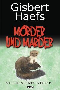 Cover Mörder und Marder