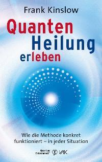 Cover Quantenheilung erleben