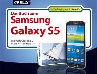 Cover Das Buch zum Samsung Galaxy S5