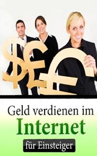 Cover Geld verdienen im Internet für Einsteiger