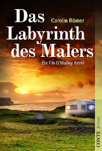 Cover Das Labyrinth des Malers