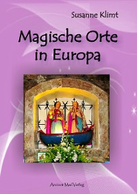 Cover Magische Orte in Europa