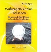Cover Wahrsagen, Orakel, Hellsehen