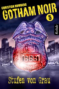 Cover Gotham Noir Band 5: Stufen von Grau