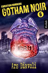 Cover Gotham Noir Band 6: Ars Diavoli