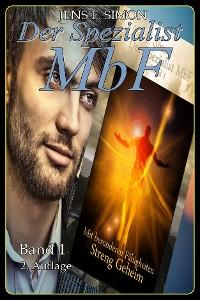 Cover Der Spezialist MbF Bd.1 Mit besonderen Fähigkeiten –Streng Geheim