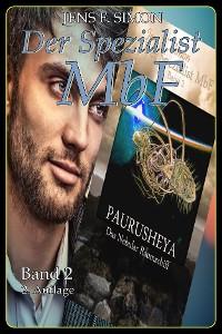 Cover Paurusheya Das Nebular Raumschiff (Der Spezialist MbF 2)