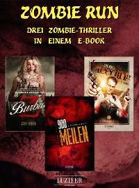 Cover Zombie Run - 3 Zombie-Romane in einem Bundle