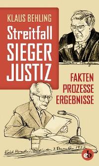 Cover Streitfall Siegerjustiz