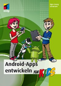 Cover Android-Apps entwickeln