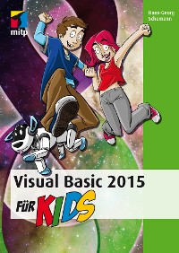 Cover Visual Basic 2015 für Kids