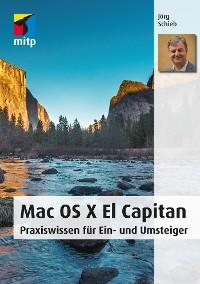 Cover Mac OS X El Capitan