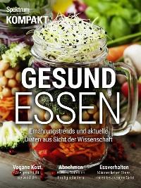 Cover Spektrum Kompakt - Gesund essen