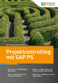 Cover Projektcontrolling mit SAP PS