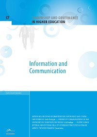Cover Leadership and Governance in Higher Education - Volume 17