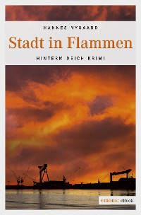 Cover Stadt in Flammen