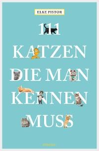 Cover 111 Katzen, die man kennen muss
