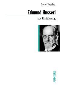 Cover Edmund Husserl zur Einführung