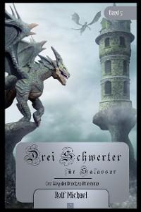 Cover Der Weg der Drachen-Priesterin