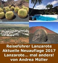 Cover Reiseführer Lanzarote Aktuelle Neuauflage 2017