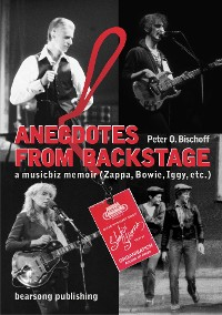 Cover Anecdotes from Backstage