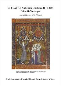 Cover G. flavio, antichità giudaiche ii (1 - 200) - vita di giuseppe
