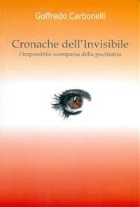 Cover Cronache dell'Invisibile