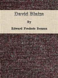 Cover David Blaize